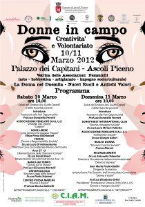 Donne in Campo ASCOLI PICENO